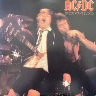 AC/DC /ギター殺人事件 AC/DC /IF YOU WANT BLOOD