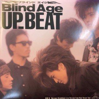 UP-BEAT/ブラインド・エイジ