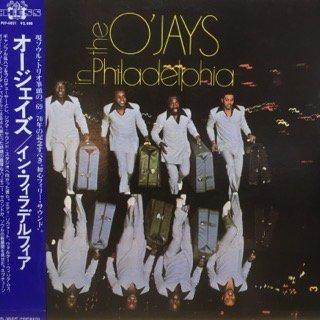 オージェイズ/イン・フィラデルフィア the o'jays/in philadelphia