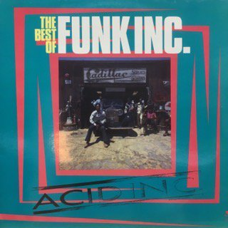 funk ink/acid jazz the best of