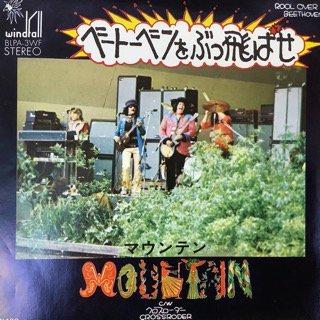 マウンテン/ベートーベンをぶっ飛ばせ MOUTAIN/ROLL OVER BEETHOVEN