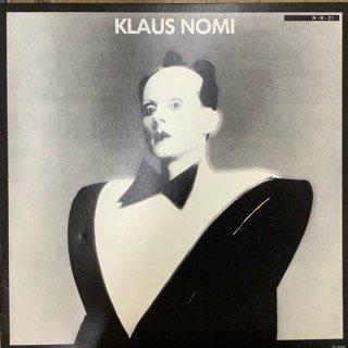 クラウス・ノミ/オペラ・ロック KLAUS NOMI/OPERA ROCK