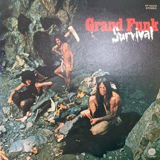 グランド・ファンク・レイルロード/サバイバル GRAND FUNK RAILROAD/SURVIVAL