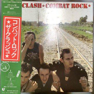 クラッシュ/コンバット・ロック CLASH/COMBAT ROCK