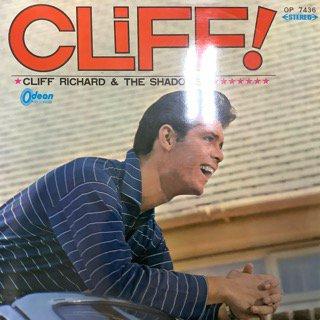 クリフ・リチャード&シャドウズ/クリフ・オン・ステージ CLIFF RICHARD&THE SHADOWS/CLIFF!