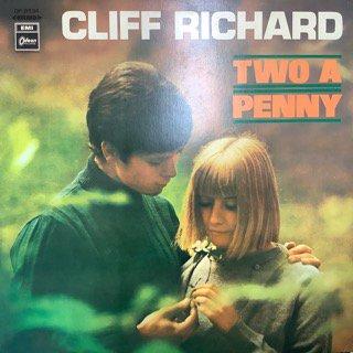 クリフ・リチャード/ツー・ア・ペニー CLIFF RICHARD/TWO A PENNY
