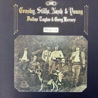 クロスビー・スティルス・ナッシュ&ヤング/� デジャヴ CROSBY,STYLLS,NASH&YOUNG/DEJA VU
