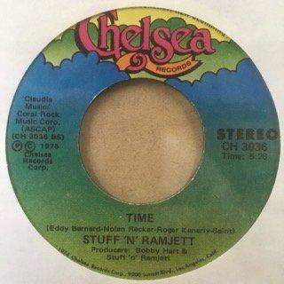 STUFF 'N' RAMJETT/IT'S BEEN A LONG TIME