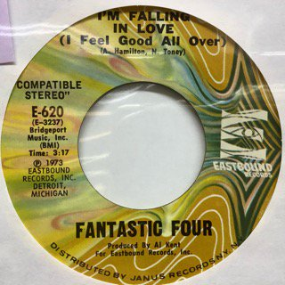 Fantastic Four/I'm Falling  In Love