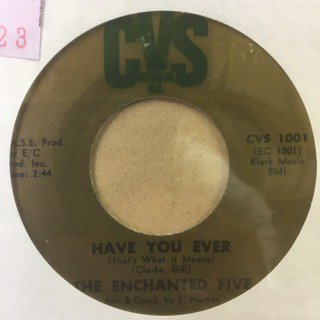 the enchanted five/have you ever