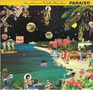 細野晴臣/はらいそ HARRY HOSONO&THE YELLOW MAGIC BAND/PARAISO