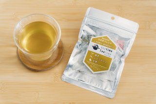 Anytime Teatime HONEY MONDAY 緑茶×レモングラス×生姜 (ティーバッグ5個入) 《ながさき百貨店》