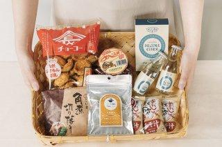 長崎のオイシイモノセット (送料込) 《ながさき百貨店》