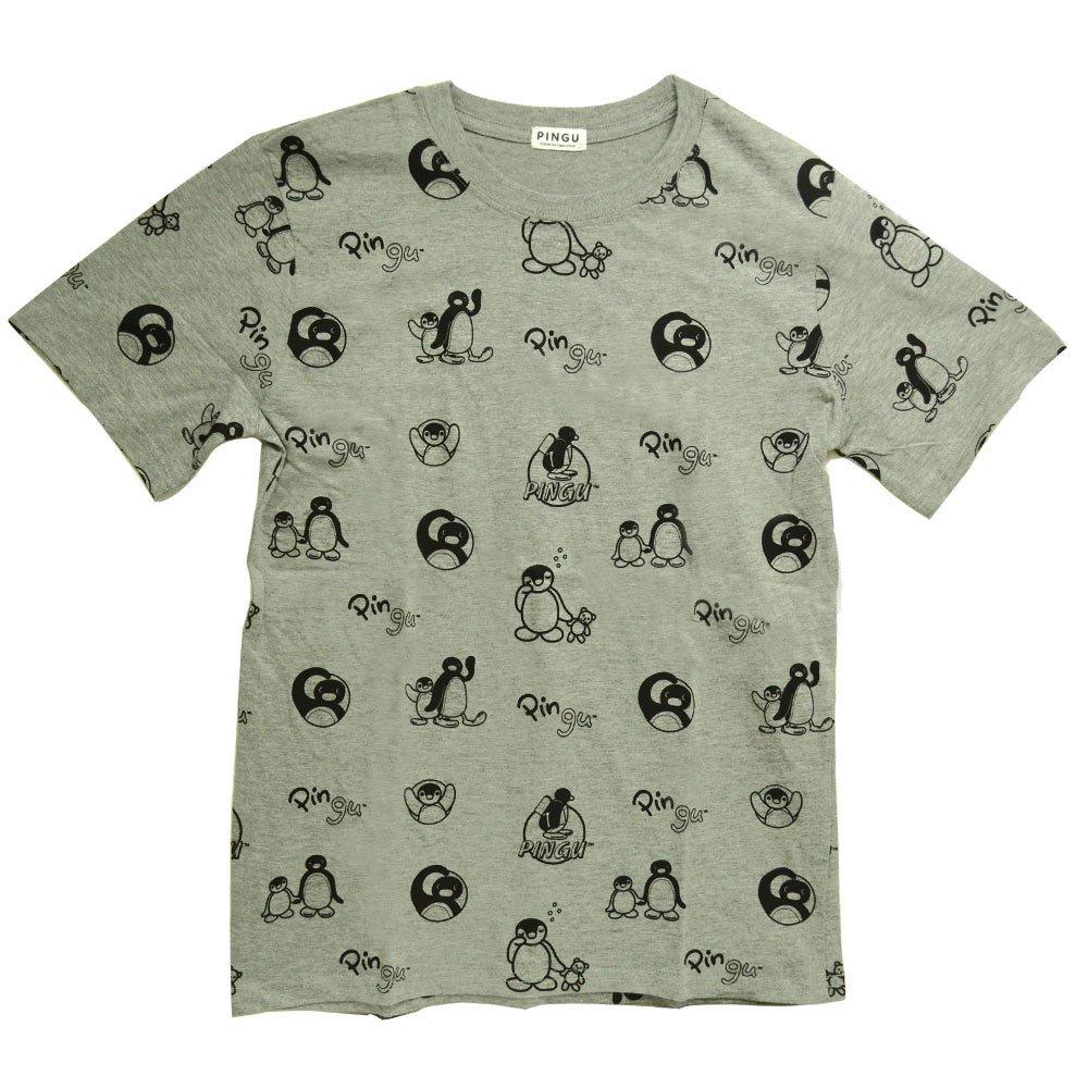 天竺 半袖Tシャツ(ライトグレー)L PG1182-507 PG グッズ