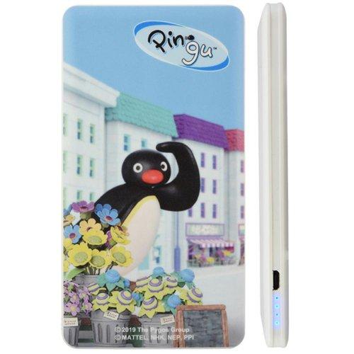 USB出力リチウムイオンポリマー充電器(Pingu in the city) PG-62C PG