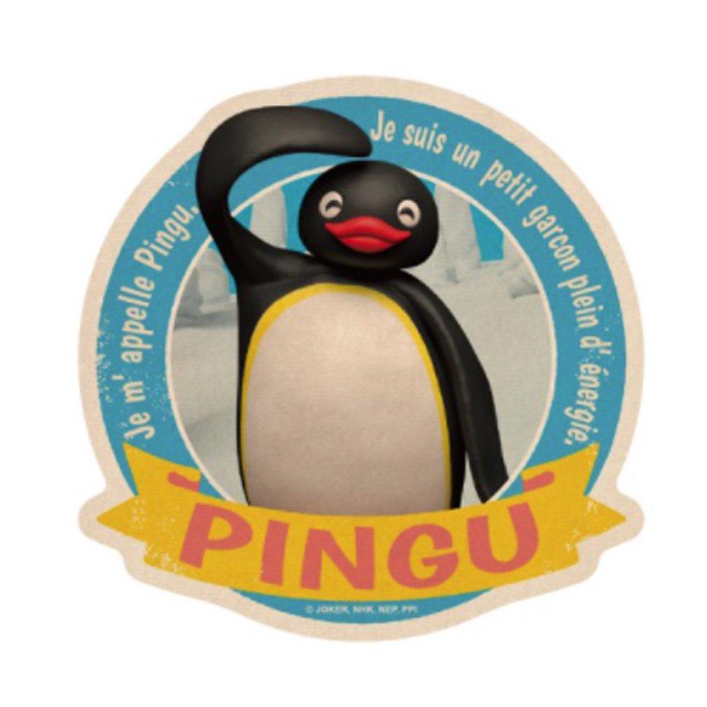 ピングー <img class='new_mark_img1' src='https://img.shop-pro.jp/img/new/icons11.gif' style='border:none;display:inline;margin:0px;padding:0px;width:auto;' />トラベルステッカー (1) PG