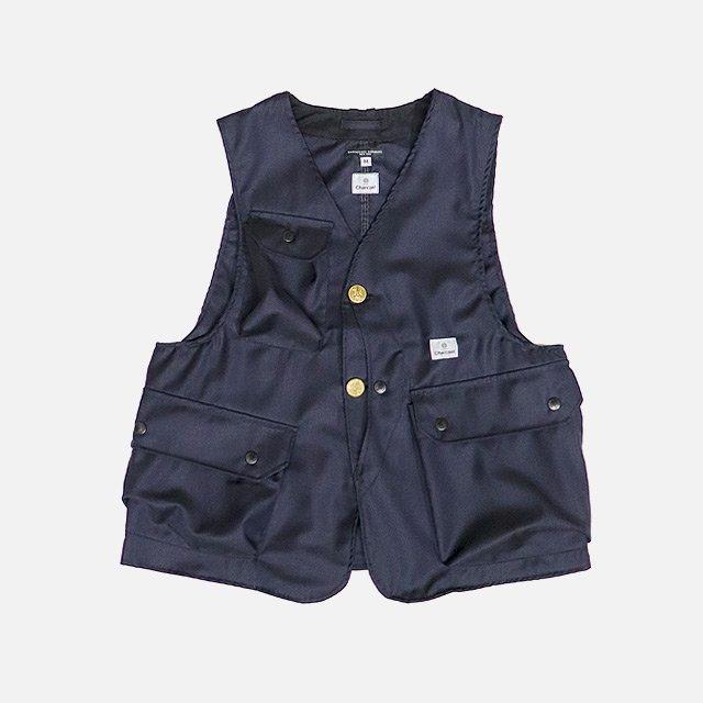 EG Upland Vest - Wool/MB