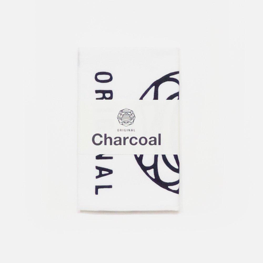 Charcoal Tenugui Mono