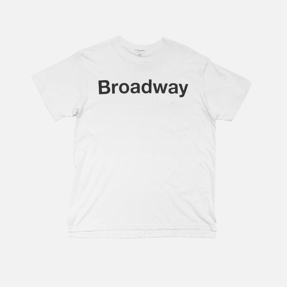 EG Broadway Print T