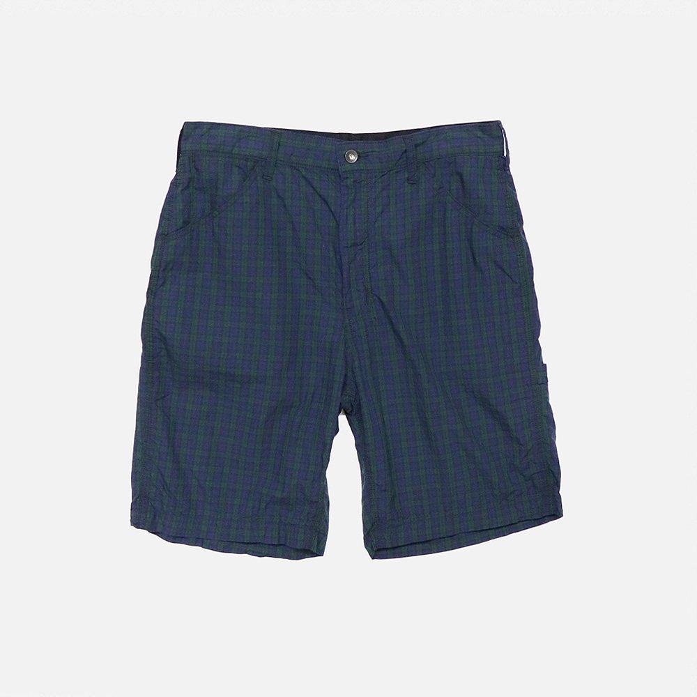 EG Tartan Painter Shorts