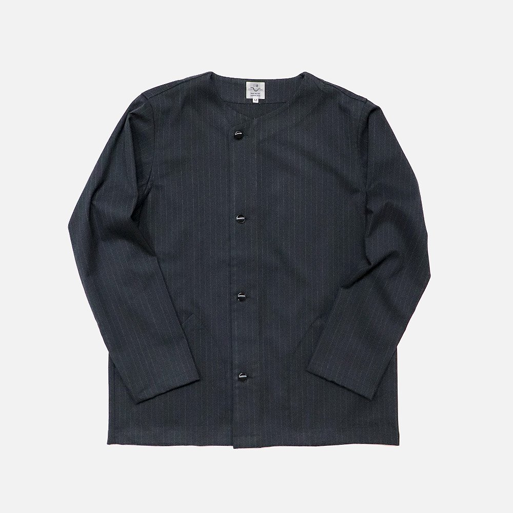 The Conspires Striped Nc Jacket
