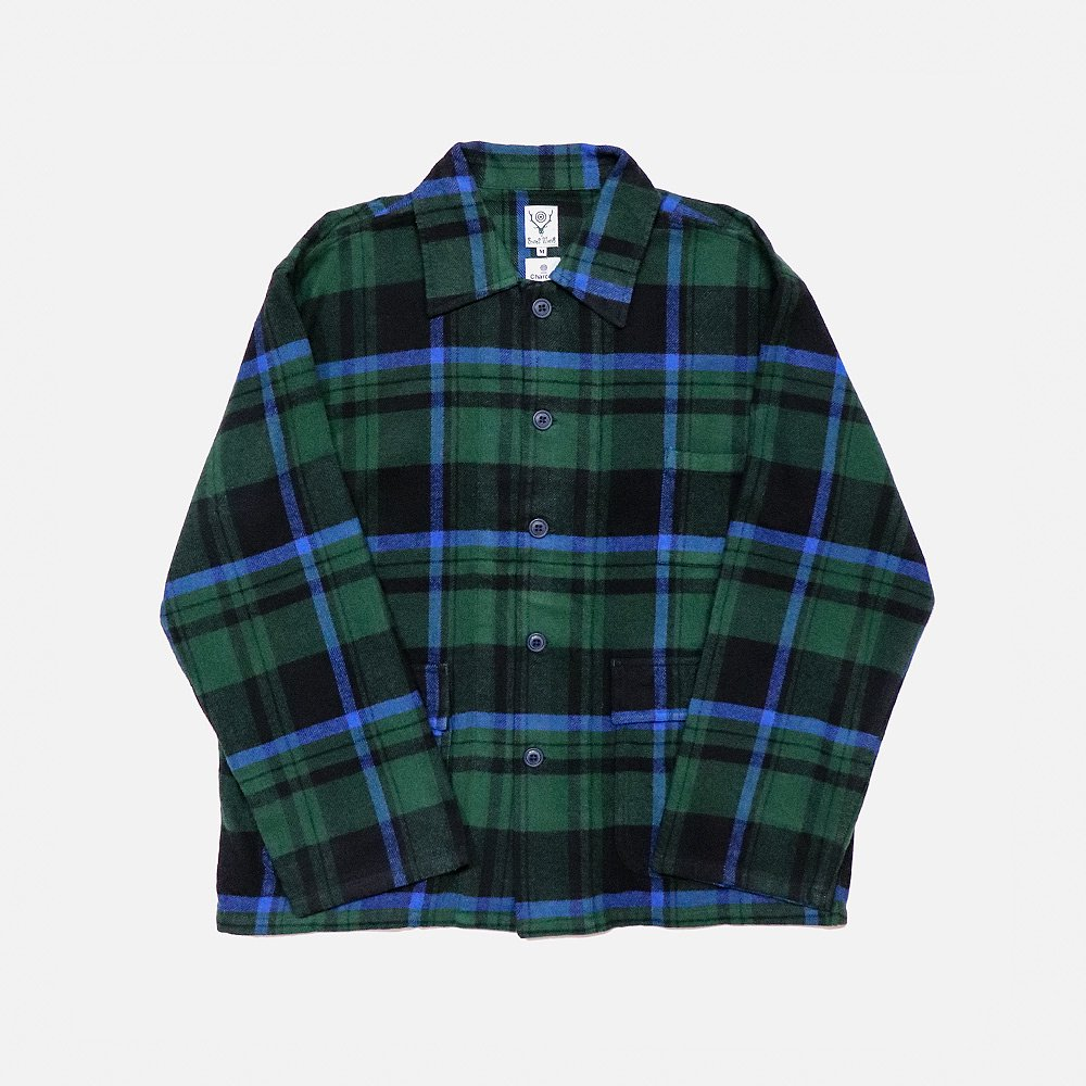 S2 Hunting Shirt Plaid
