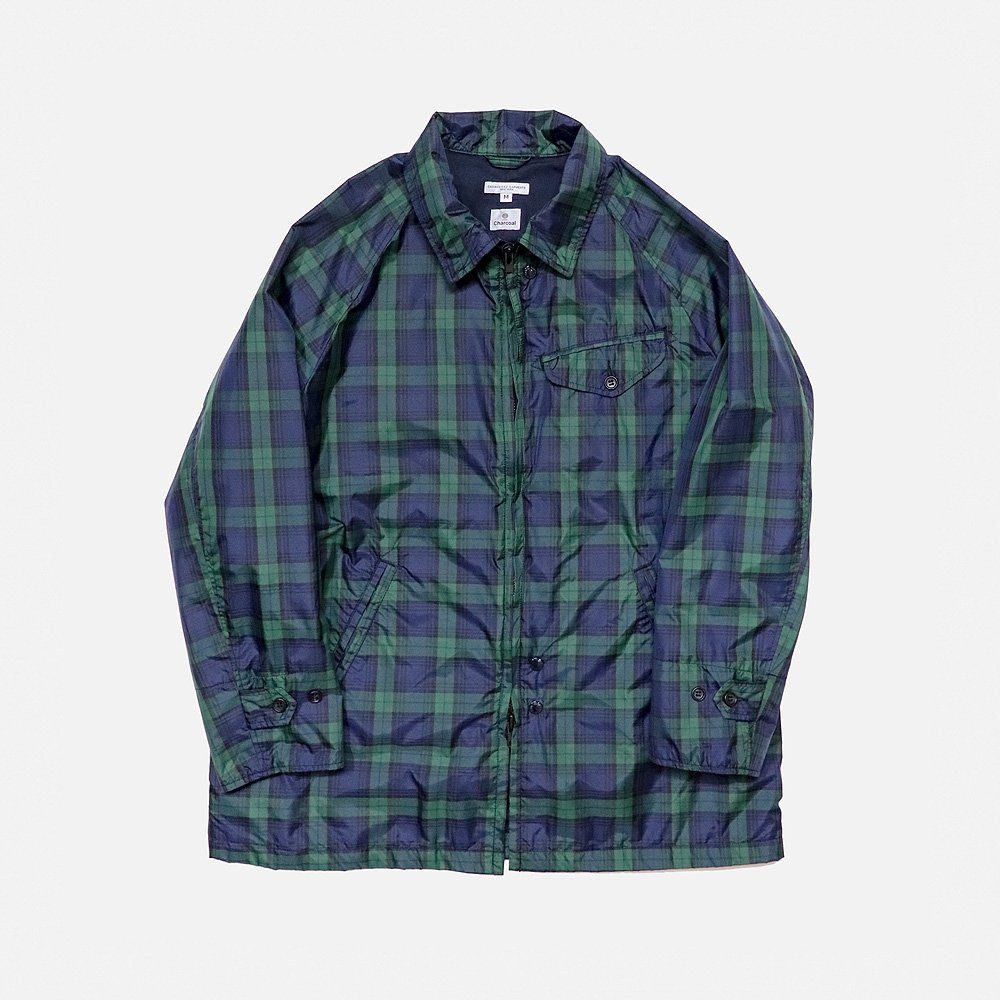 EG Car Coat (Nylon Check)