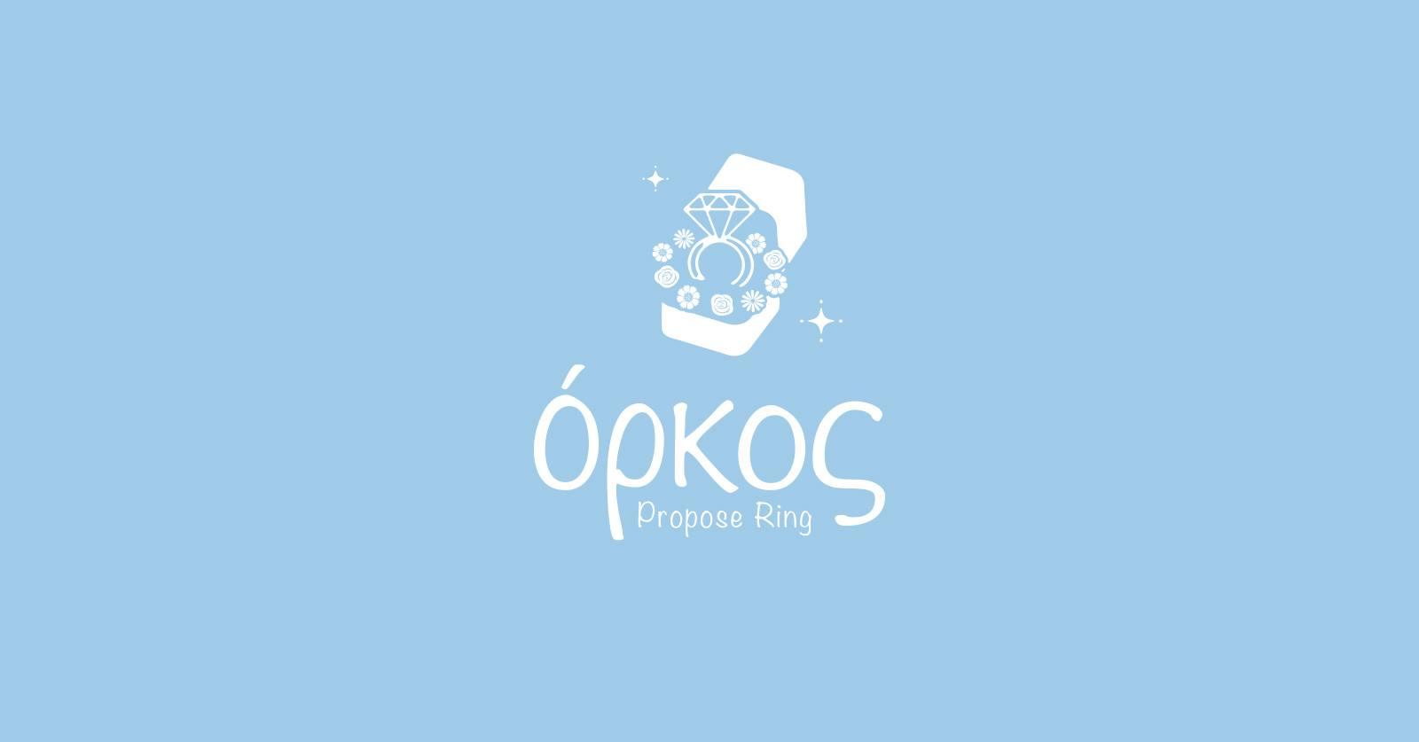 フラワープロポーズリング-オルコス | Official Web Shop