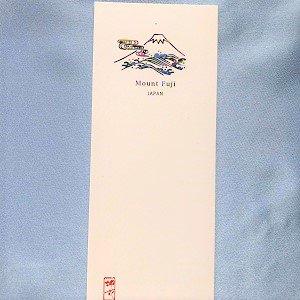 しおりパウチセット10枚組 富士山