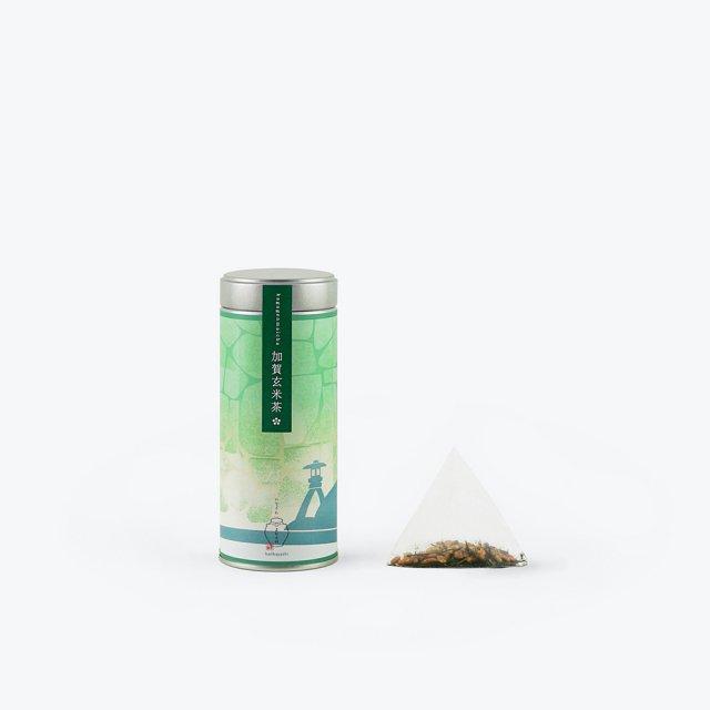 加賀玄米茶 ことじ (ギフト箱付)