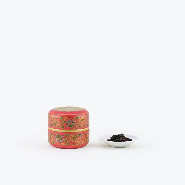 加賀の紅茶「輝」なつめ缶