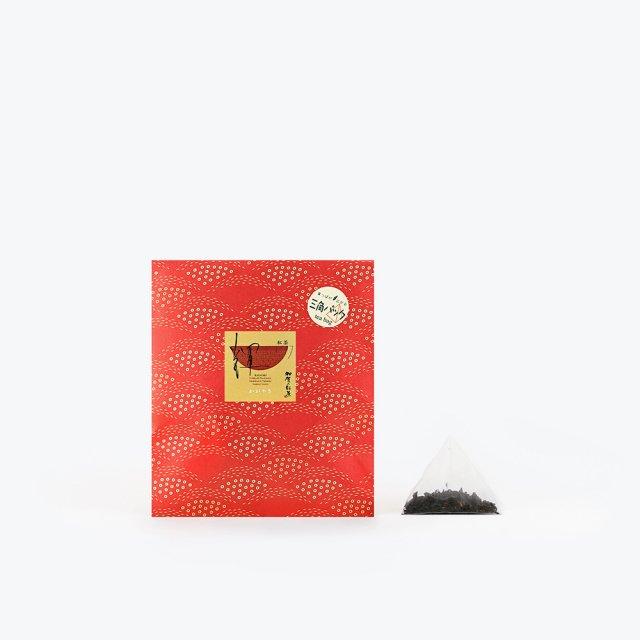 加賀の紅茶「輝」ミディアムパック