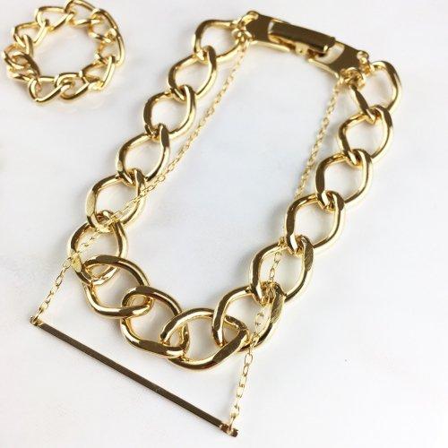 Impact chain bracelet (Women's)