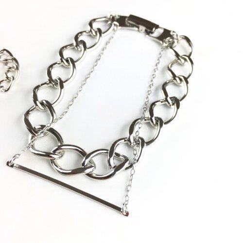 Impact chain bracelet (Men's)