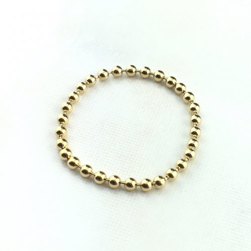 Ball chain ring