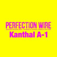 PERFECTION WIRE Kanthal A-1★パーフェクション ワイヤー カンタルエーワン★SAITO WIRE vapors creation サイトー ワイヤー