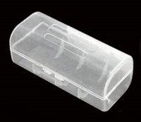 【即納】VAPEバッテリー26650×1本用 プラスチック 保護収納ケース★Iwodevape 26650 Plastic Battery Protective Storage Case