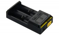 【お取り寄せ★納期 最長 約1ヶ月】ナイトコア NEW i2 バッテリー充電器★Nitecore Intellicharger New I2 2-slot Charger バッテリーチャージャー