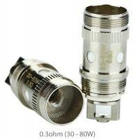 【即納】Eleaf Melo/Melo III /Ijust 2/Ijust S replacement coil (EC head) 0.3ohm 5pcs★交換コイル 0.3Ω 5個入
