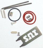 【在庫あり★即納可能】サブオーム イノベーションズ サブ ゼロ エックス アールディーエー パーツパック★sub ohm innovations SZX RDA Parts Pack