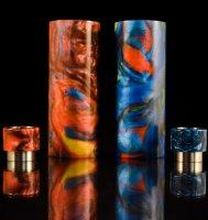 即納】サブオーム イノベーションズ アクリルスリーブ&マッチング ドリップチップ★sub ohm innovations Acrylic Sleeve& Matching Drip Tip SZX