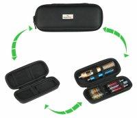 【即納】ベイプオンリー社製 VAPE用品 保護 ジッパー ミニポーチバッグ 収納ケース ミディアムサイズ