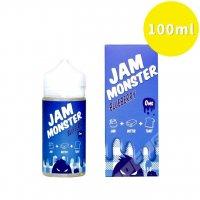 【取寄★約2週間】アメリカ生産 JAM MONSTER 電子タバコ用リキッド BLUEBERRY 100ml★VAPE・ベイプ アメリカ生産★ブルーベリー ジャム モンスター