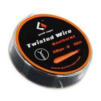 【即納】Geek Vape Atomizer DIY Twisted Wire KA1 26GA×2 15ft 約5m★カンタル ツイストワイヤー ギークベイプ 26ゲージ×2 約5メートル