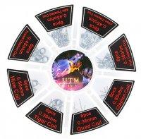 【お取り寄せ★納期 最長 約1ヶ月】Vapefly カンタルA1 プリメイドコイルセット 8種×6個=48個入り★ベイプフライ RBAアトマイザー用プリメイドコイル