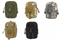 VAPE保護 キャリング ポーチ バッグ★Multipurpose Tactical Utility Gadget Pouch Waist Bag Smart Phone Holster★電子タバコ