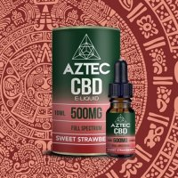 <img class='new_mark_img1' src='https://img.shop-pro.jp/img/new/icons1.gif' style='border:none;display:inline;margin:0px;padding:0px;width:auto;' />AZTEC E-LIQUID FULL SPECTRUM CBD 5%/500mg 10ml★アステカ イーリキッド フルスペクトラム シービーディー