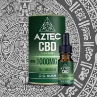 <img class='new_mark_img1' src='https://img.shop-pro.jp/img/new/icons61.gif' style='border:none;display:inline;margin:0px;padding:0px;width:auto;' />AZTEC E-LIQUID FULL SPECTRUM CBD 10%/1000mg 10ml★アステカ イーリキッド フルスペクトラム シービーディー