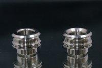 【在庫あり★即納可能】KEMURI PRODUCT製 810スレッド drip tip Titanium(チタン) ストレートタイプ/テーパータイプ★VAPE用 爆煙型ドリチ ドリップチップ