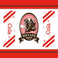 【在庫あり★即納可能】MK Lab Tastyシリーズ Cola 15ml★VAPE・ベイプ 日本生産 エムケー ラボ コーラ